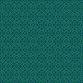 Green colors square grid pattern korean traditional design series Stock Image