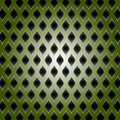 Green colour abstract metal background raster copy Royalty Free Stock Photos