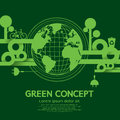 Green Concept Stock Photo