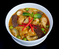 Green curry Thai food Royalty Free Stock Image