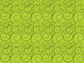 Green curve modern seamless patterns abstract background Royalty Free Stock Photo
