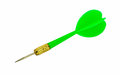 Green darts or green arrow Royalty Free Stock Photo