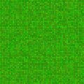 Green Digital Abstract Seamless Pattern Texture Stock Photography