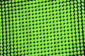 Green dots background Royalty Free Stock Photo