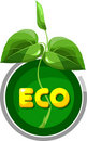 Green Ecology Royalty Free Stock Photos