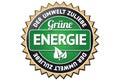 Green Energy Label Stock Photos