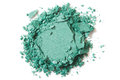 Green eye shadow crushed Royalty Free Stock Photo