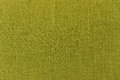 Green fabric, material, cloth for texture, background, pattern, wallpaper Royalty Free Stock Photo