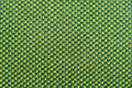 Green fabric texture clothes background close up Royalty Free Stock Photos