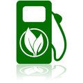 Green fuel Stock Photo