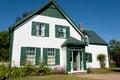 Green Gables House - Prince Edward Island - Canada Royalty Free Stock Photo