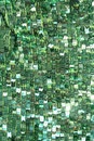 Green glitter Royalty Free Stock Photography