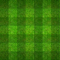 Green grass pattern texture for soccer field background. Royalty Free Stock Photo