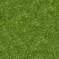 Green Grass. Seamless Tileable Texture. Royalty Free Stock Photos
