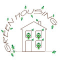 Green Housing Stock Images