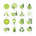 Verde icono