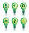Green ideas Stock Photos