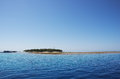 Green Island on the Great Barrier Reef Royalty Free Stock Photo