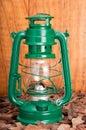 Green Lantern Royalty Free Stock Photo