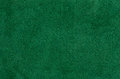 Green leather background or texture closeup Stock Images