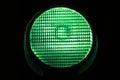 Green Light Royalty Free Stock Photo