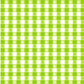 Green lime pattern seamless tablecloth Arkivbilder