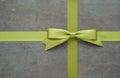 Green loop Royalty Free Stock Photo