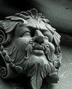 The Green Man Gargoyle Stock Photos