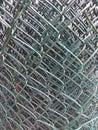 green metal net Royalty Free Stock Photo