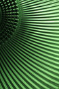 Green metallic texture Royalty Free Stock Photo