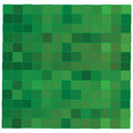 Green mosaic background Royalty Free Stock Photo