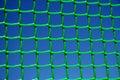 Green net 2 Royalty Free Stock Photo