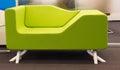 Green Office Sofa
