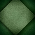 Green paper background or slanting stripes cardboard texture Stock Photo