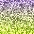 Zelený vzor dizajn textúra