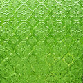 Green pattern glass  background Royalty Free Stock Photo