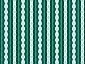 Zelený vzor linka dizajn