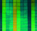 Green PC Abstract Tech Background Royalty Free Stock Image