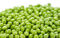 Green Peas. Food Background.