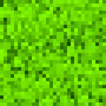 Green pixel background Royalty Free Stock Photos
