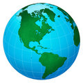 Green Planet – America centric Stock Images