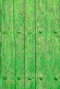 Green planks Royalty Free Stock Photo