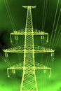 Green power. Royalty Free Stock Photo