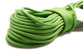 Green rope Stock Photos