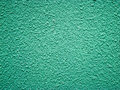 Green rough wall Stock Photography