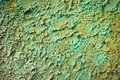 Green rough wall texture background Stock Photos