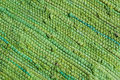 Green rug background Royalty Free Stock Photo