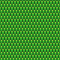 Green Scales Seamless Pattern Texture. Stock Royalty Free Stock Photo