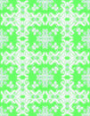 Green seamless pattern Royalty Free Stock Images