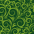 Green seamless pattern Royalty Free Stock Photo